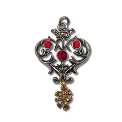 Adelia´s Amulett Die verlorenen Schätze von Albion Amulett, Löwenherz - Mut und Tapferkeit