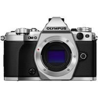 Olympus OM-D E-M5 Mark II silber + 14-42 mm EZ