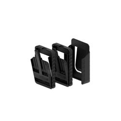 slimBit-Box leer 2 Stk. mit Gürtelhalter (43164)