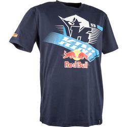 Kini Red Bull Athletic T-Shirt blau S