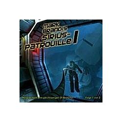 Sirius-Patrouille  1 Audio-CD - Hörbuch