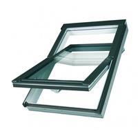 Fakro Schwingfenster Optilight TLP 78 x 118 cm weiß
