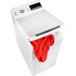 Waschmaschine Toplader WAT 6312, Waschmaschine, 59511733-0 weiß weiß