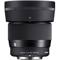 Sigma 56 mm F1,4 DC DN (C) Sony E