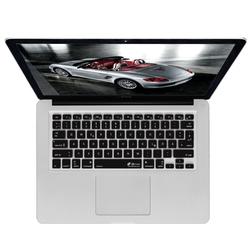 KB COVERS KB Covers Tastatur-Abdeckung Deutsch DE QWERTZ Keyboard-Layout Skin Schutz-Cover Hülle Passend für MacBook Air 13
