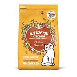 Lilys Kitchen Cat Chicken Casserole 800g