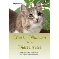 Starke Pflanzen für die Katzenseele als Buch von Anja Demandt