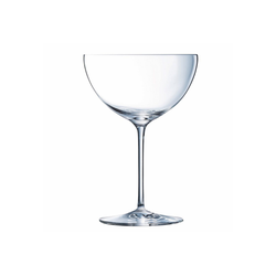 Chef & Sommelier Sektglas Cabernet, Krysta Kristallglas, Sektschale Sektglas 11cm 350ml Krysta Kristallglas transparent 6 Stück Ø 11 cm x 16 cm