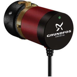 Grundfos 97989265 Zirkulationspumpe Comfort UP15-14B PM DE PN10 Rp1/2, 1 x 230 V, 80 mm