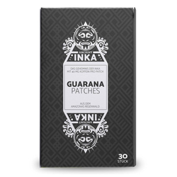 Guarana Patches 40 mg Koffein | Transdermale Pflaster | Dein 12h.