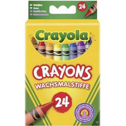 Crayola Wachsmalstifte 24 Stück