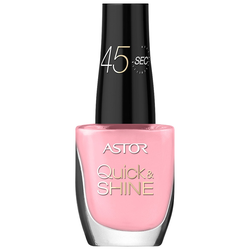 Astor Nr. 529 - Pale Candy Nagellack 8ml
