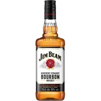 Jim Beam Straight Bourbon 40% vol 0,7 l