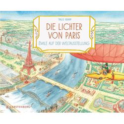 Die Lichter von Paris als Buch von Thilo Krapp