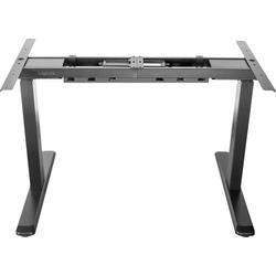 LogiLink Sitz-/Steh-Schreibtischgestell EO0001 EO0001 Schwarz