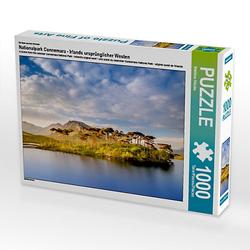 Nationalpark Connemara - Irlands ursprünglicher Westen Lege-Größe 64 x 48 cm Foto-Puzzle Bild von Matthias Klenke Puzzle