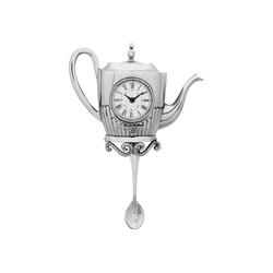 KARE Uhr Wanduhr Tea Pot