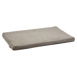 Beeztees Memory Foam Liegekissen Ito grau, Maße: 121 x 78 x 5 cm