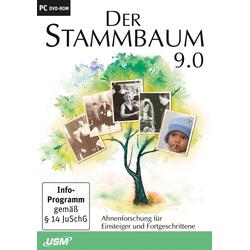 USM Stammbaum 9.0 Standard