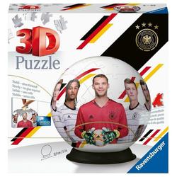 Ravensburger Puzzle Die Mannschaft. 3D Puzzle 72 Teile, Puzzleteile
