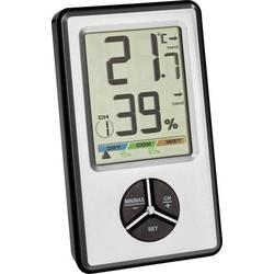 TFA Dostmann 30.5045.54 digitales Thermo-Hygrometer Funk-Thermo-/Hygrometer Weiß