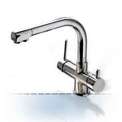 Design-VIER-Wege-Wasserhahn Veron, 4-Wege-Wasserhahn