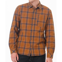Tentree Herren Benson Flannel Shirt, M