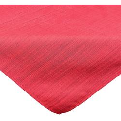 matches21 HOME & HOBBY Tischdecke Outdoor Tischdecken Gartentischdecken wetterfest 90x90 cm (1-tlg) rot