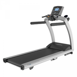 Life Fitness Laufband T5 Go deutsche Konsole