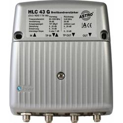 Astro Strobel Breitbandverstärker HLC 43 G