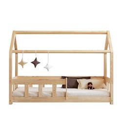 Łóżko Mallory domek dziecięcy z drewna
