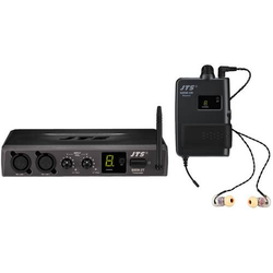 JTS SIEM-2/5 In-Ear-Monitoring Set