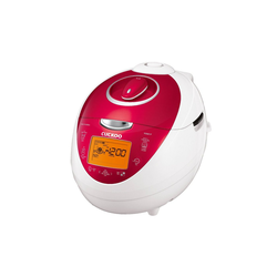 Cuckoo Reiskocher, 1040 W, Reiskocher CRP-N0681F Digitaler Reiskocher klein, HP Digitaler Dampfdruck, Reis Kocher, Rice Cooker