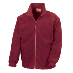 Result Fleecejacke Polartherm™ Active Fleece Jacke RT36 rot XXL
