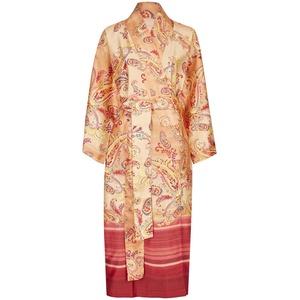 Bassetti Kimono orange, rot , 9311851 Tosca O1 KIM S/m , Textil , Ornament , 005639076201