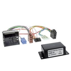 CAN-BUS Adapter für Fahrzeuge mit Multifunktionslenkrad auf Becker