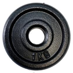 Get Fit Gewichtsscheiben - Zubehör Kraftsport