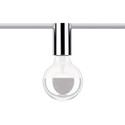 Paulmann LED-Pendelleuchte URail E27 20W LED Chrom