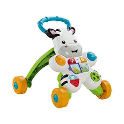 Mattel® Lauflernwagen Fisher-Price Lern mit mir Zebra-Lauflernwagen,