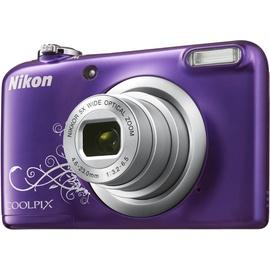 Nikon Coolpix A10 lila ornament