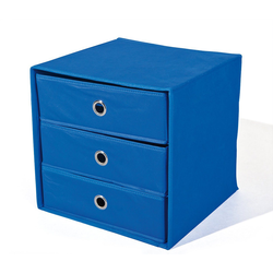 Inter Link Aufbewahrungsbox Aufbewahrungsbox, grün/grau blau