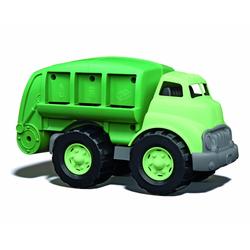Green Toys Müllauto, grün