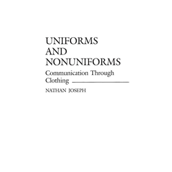 Uniforms and Nonuniforms als Buch von Nathan Joseph