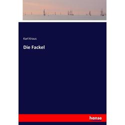Die Fackel als Buch von Karl Kraus