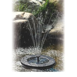Mauk 1481 Solarspringbrunnenpumpe grün
