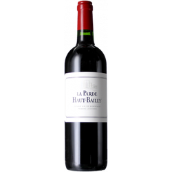 LA PARDE HAUT-BAILLY 2016 - ZWEITWEIN CHATEAU HAUT-BAILLY