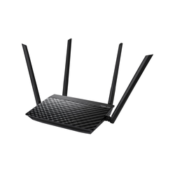 Asus RT-AC51 WLAN-Router, AC750 Dual-Band Wi-Fi-Router