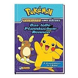 Pokémon: Das tolle Pfannkuchen-Rennen - Buch