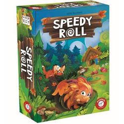 Piatnik Spiel, Brettspiel Piatnik - Speedy Roll (Kinderspiel) Brettspiel