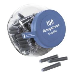 Tintenpatronen »4001« (100 Stück) blau, Pelikan